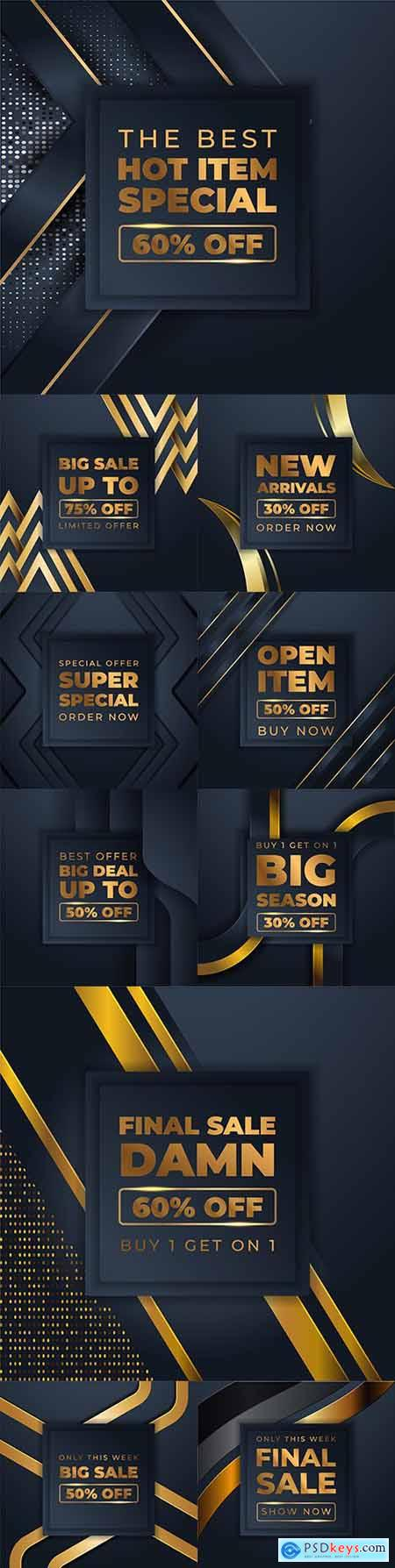 Big sale super special design luxury illustration