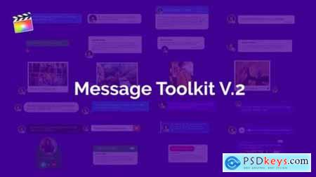 Message Toolkit V.2 27752754