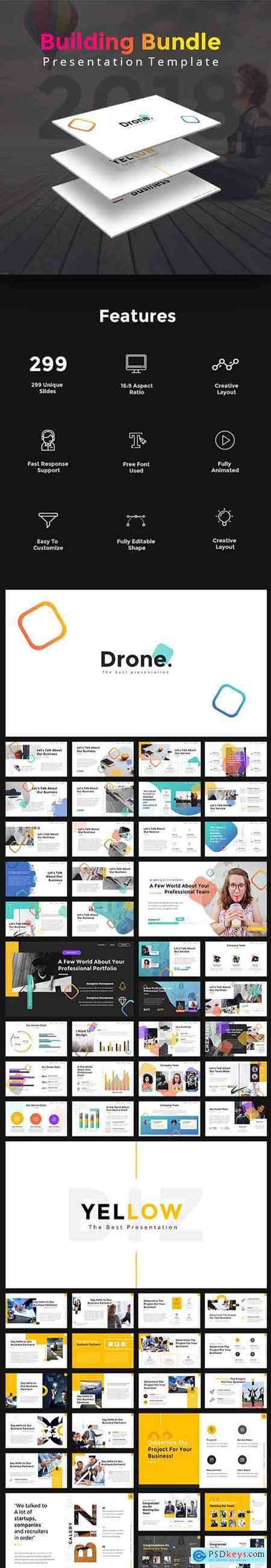 Building Bundle 2018 Powerpoint - PowerPoint Templates 22920005