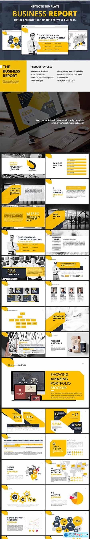 Business Proposal Keynote 12583742
