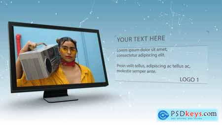 Digital Monitor 7744505