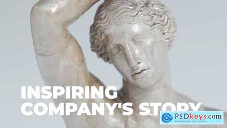 Inspiring Company Story 27819056