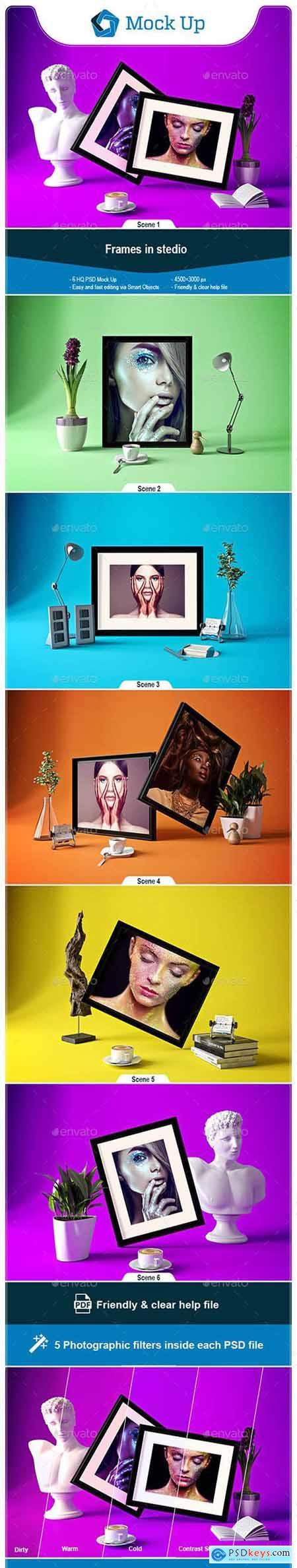 Frames in Studio 23058886