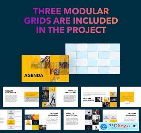 Agenda Presentation Template PPTX