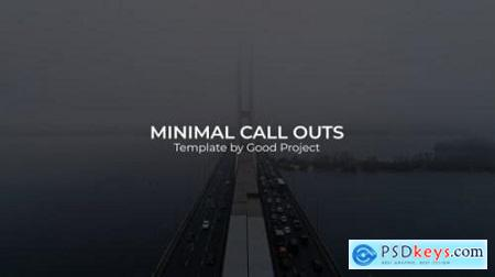 Minimal Call Outs 24728158