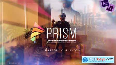 Prism — Cinematic Prismatic Effects V2 27568538