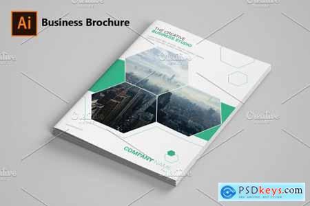 Bifold Business Brochure V1019 4613743