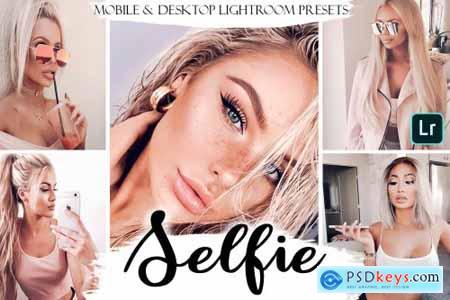 Selfie Mobile & Desktop Presets Portrait