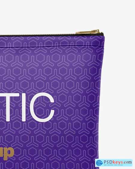 Cosmetic Bag Mockup 64803