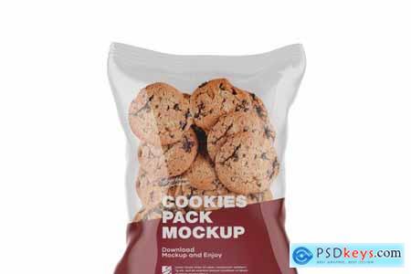 Cookies Pack Mockup 5224056