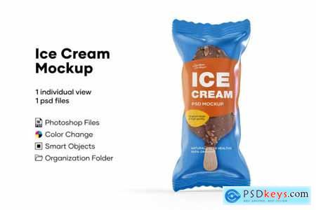 Ice Cream Mockup 5224076