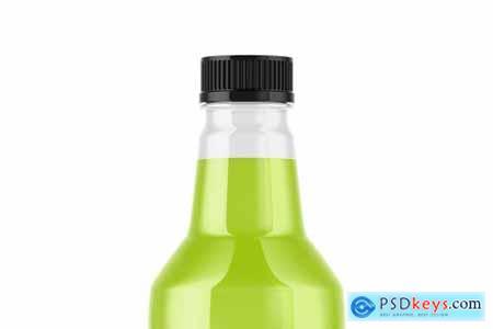Plastic Drink Bottle Mockup 5242149