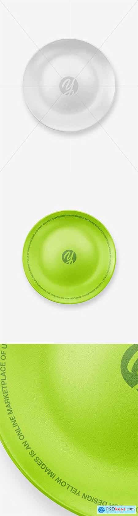 Plate Mockup 64513