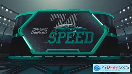 Sport Broadcast Opener 22125918
