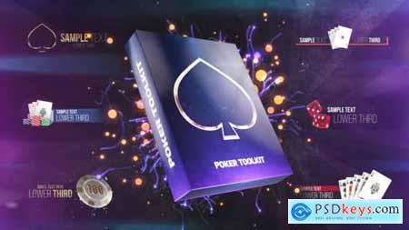 Poker Card Game Toolkit 27914717