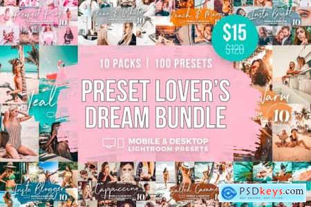 Preset Lovers Dream Bundle 5143516