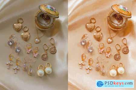Jewelry Lightroom Presets
