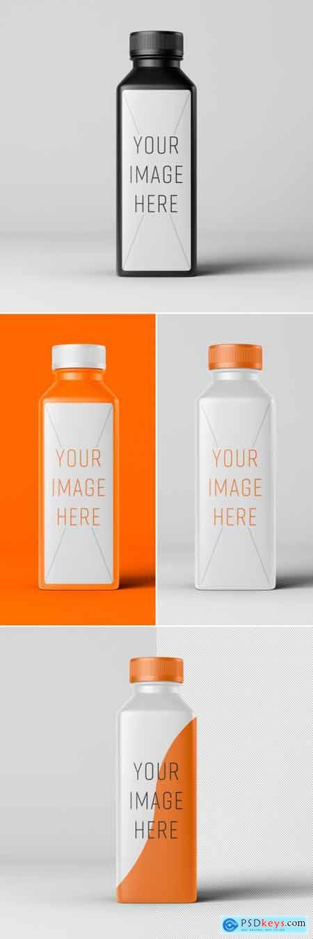Juice Bottle Mockup 368533701