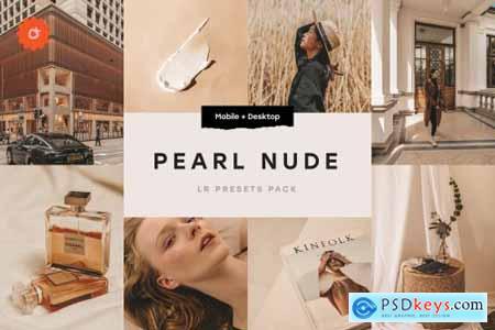 Pearl Nude – 5 Lightroom Preset 5154119