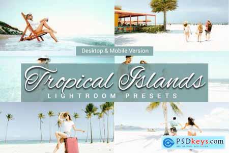 Tropical Islands Lightroom Presets 5157498