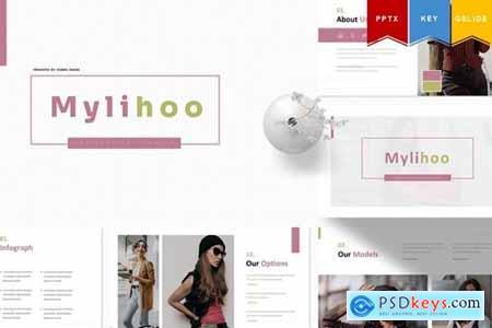 Mylihoo - Powerpoint, Keynote, Googleslide