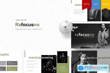 Rafocusno - Powerpoint, Keynote, Googleslide