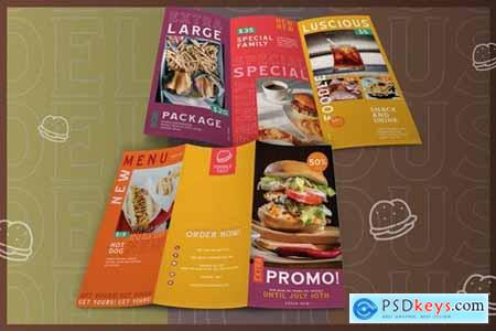 Urban Fast Food - Brochure