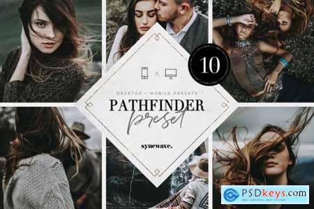 Pathfinder Lightroom Presets Bundle 5251082