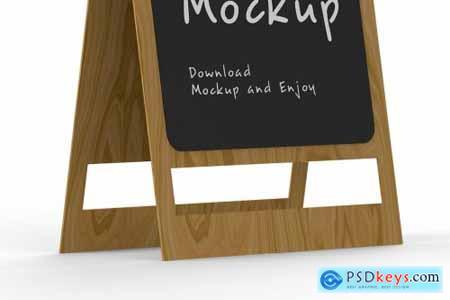 Stand Mockup 5234223