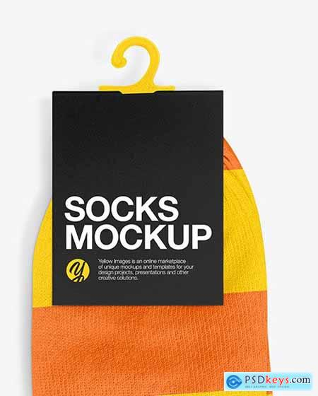 Socks Mockup 63825