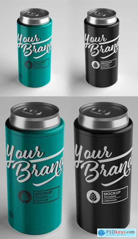 Can Cooler Mockup 369283061