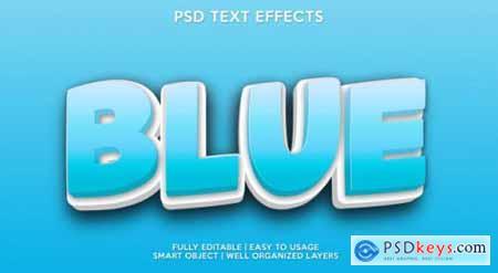 Text effect modern