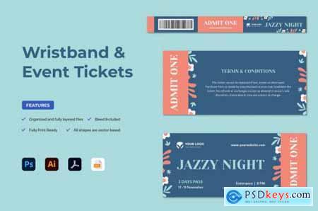 Ticket Event
