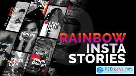 Rainbow Instagram Stories 24495969