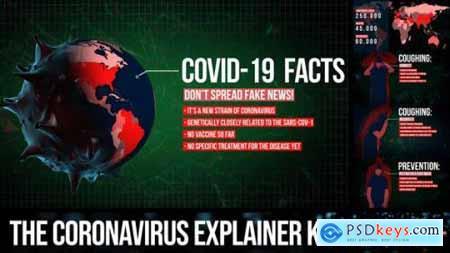 Corona virus explainer kit 26167114