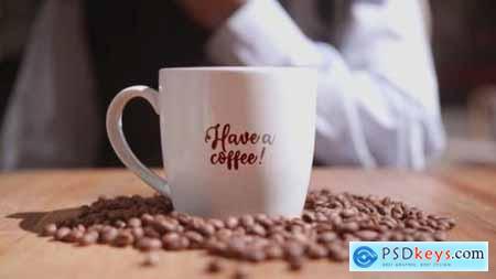 Coffee Logo Opener 27326682