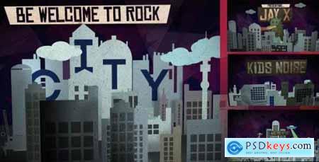 Rock City Band Promo 9847691