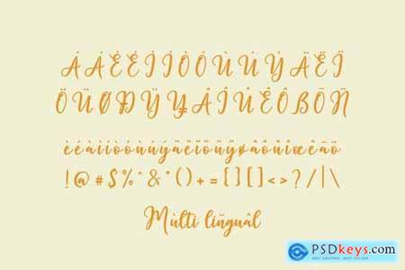 Hista Script