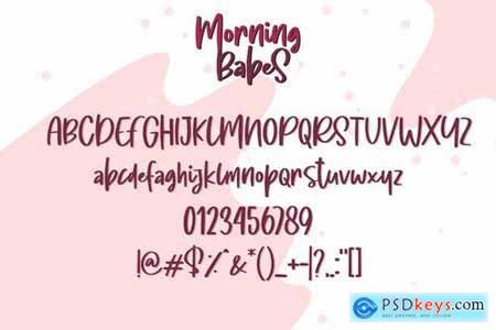 Morning Babes
