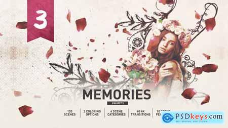 Romantic Wedding Memories Slideshow 26020892