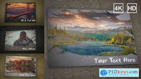 Paint Brush Paper Slideshow 16360003