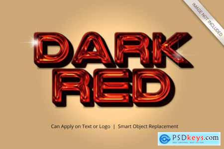 Realistic 3D Text Effect Style 4598449