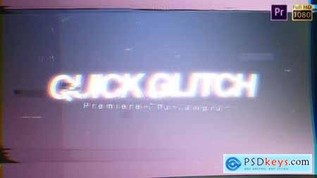 Quick Glitch Premiere Pro 27986518