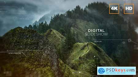Digital Slideshow 4K 18101435