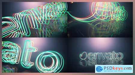 Electric Neon Intro 22136345