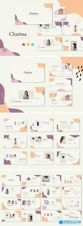 Charissa - Presentation Template
