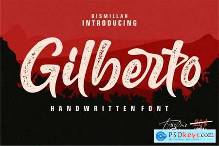 Gilberto a Stylish Brush 4186982