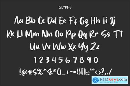Cader Kid Display Font