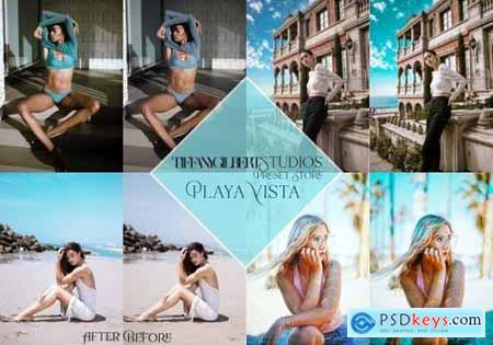 Tropical Portrait Fashion Preset 4765315