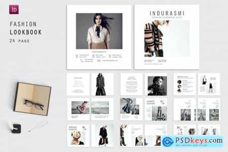 Indurasmi Fashion Lookbook